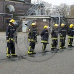 Merseyside Fire Training - Passing Out