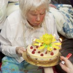 Irene's 96th Birthday Party